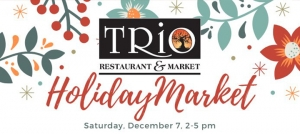 Outer Banks holiday market - Trio - handmade arts and crafts - OBCF fundraiser