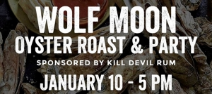 Outer Banks Brewing Station Oyster Roast Party - Kill Devil Rum