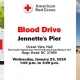 American Red Cross Blood Drive at Jennettes Pier
