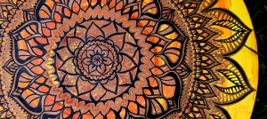 Outer Banks events - art classes - mandala workshop at Dare County Arts Council