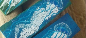 Outer Banks art classes - paint a plank - Muse Originals OBX