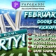 Outer Banks Super Bowl LIV Party at Paparazzi OBX