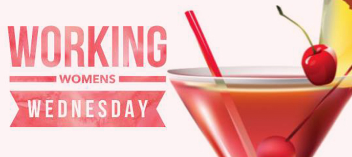 Outer Banks events - gatherings - Working Womens Wednesday at Roosters
