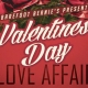 Outer Banks Valentine's Day event - Barefoot Bernie's restaurant dinner special